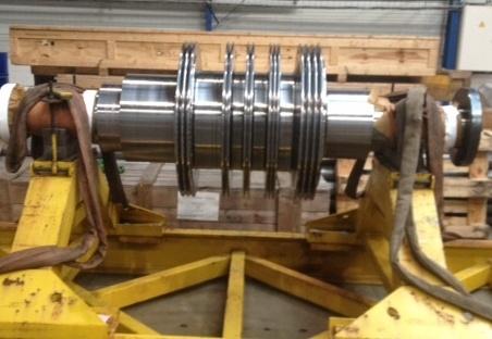 Première monte d'un Rotor