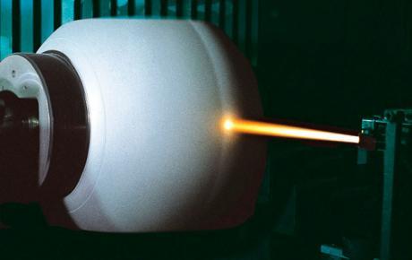 Projection HVOF de carbure de tungsténe sur Boisseau sphérique et rectification associée